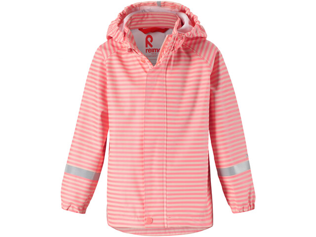 Reima Vesi Imperméable Fille, soft peach